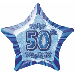 50th Birthday Decorations Party Supplies Themes