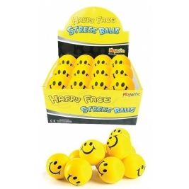 Happy Faces Stress Balls