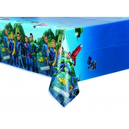 Thunderbirds paper table cover