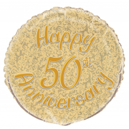 HAPPY 50TH ANNIVERSARY 18