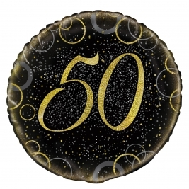 Glitzy Gold 50th Birthday 18