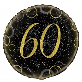 Glitzy Gold 60th Birthday 18