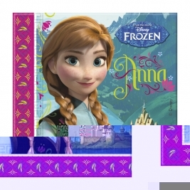 Disney Frozen  Anna Luncheon Napkins- Pack of 20