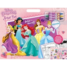 Disney Princess Artist Pad