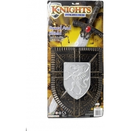 Halsall Knights & Warriors - Sword & Shield