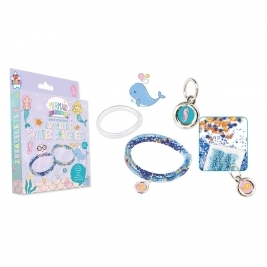 Mermaid Games - Make Your Own Bracelets - 2 Pack
