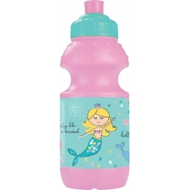Mermaid Kids Drinking Water Bottle