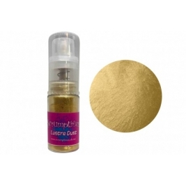 Scrumptious Lustre Pump Spray 4g - Gold