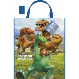 Large Good Dinosaur Party Bag, 33cm x 28cm