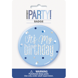 AGE 13 BIRTHDAY BADGE