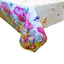 Animal Jam Tablecloth