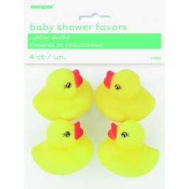 Baby Shower Favours  BABY SHOWER RUBBER DUCKS