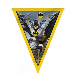 Batman 7 Piece Decoration Kit