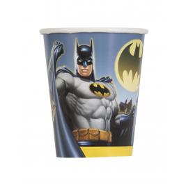 Batman 9oz Paper Cups - Pack of 8