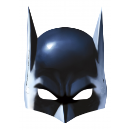 Batman Masks (8pk)