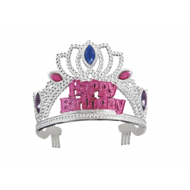 Birthday Gem Tiara Party Hats
