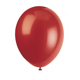 CHERRY   RED   PREMIUM   BALLOONS