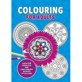 Colouring f or Adults