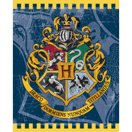 Harry Potter Loot Bags (8pk)