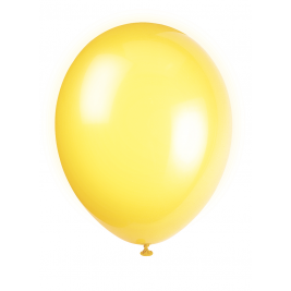 LEMON    YELLOW    PREMIUM   BALLOONS