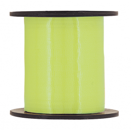 LIME GREEN SOLID COLOUR CURLING RIBBON
