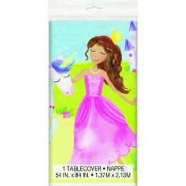 Magical Princess Plastic Tablecover 54