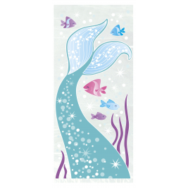 Mermaid Cello Bags (20pk)