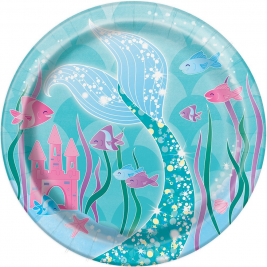 Mermaid Plates 7