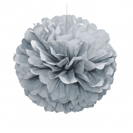 sliver colour PUFF DECOR