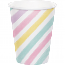 Unicorn Sparkle Hot or Cold Cups 9 Oz Pack of 8